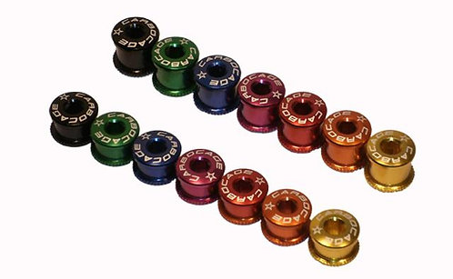 Carbocage Chain ring bolts