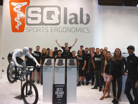 SQlab cleans up at Eurobike