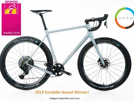 OPEN WI.DE Scores Eurobike Award