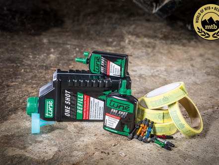Tune's One Shot Tubeless System - All your questions answered.