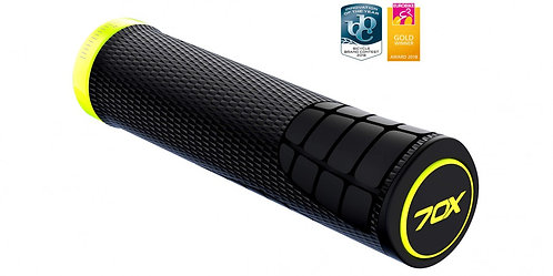 SQlab 7OX Grips Flow Yellow limited edition