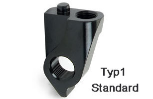 Syntace X-12 Typ1 Hanger Standard and Direct Mount