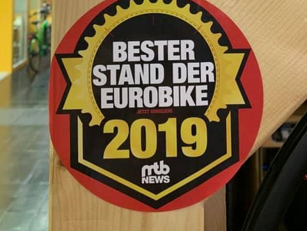 TUNE Stall votest Best Eurobike Stall 2019 (MTB-News)