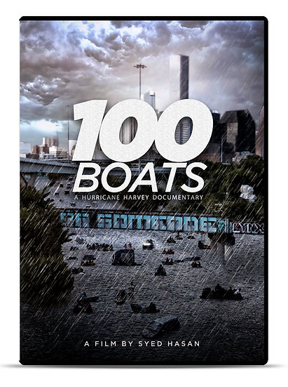 100 BOATS DVD