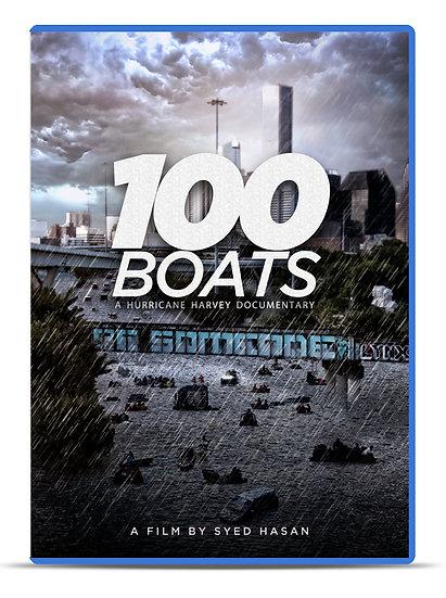 100 BOATS BLU-RAY