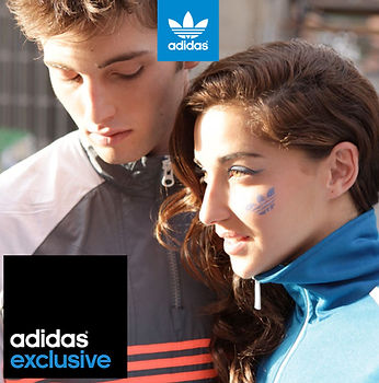Make up & hair for Adidas aw13