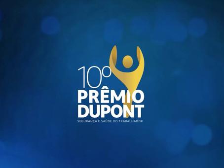 DUPONT premia projetos para a proteção do trabalhador