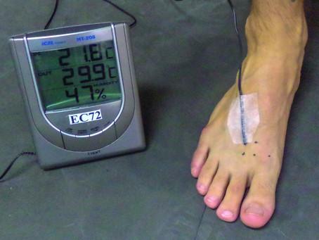 A influência dos materiais e tipos de construção de cabedal no microclima dos calçados