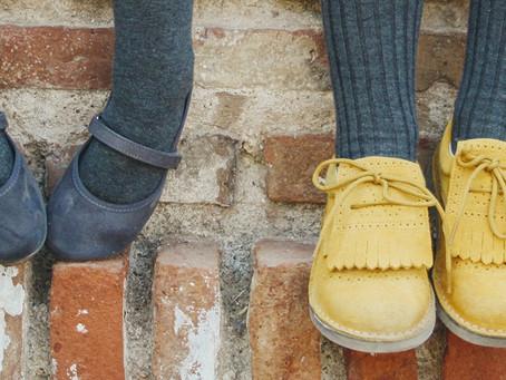 Critérios que influenciam a escolha do calçado do calçado infantil