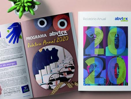 ABVTeX lança Relatório Anual 2020