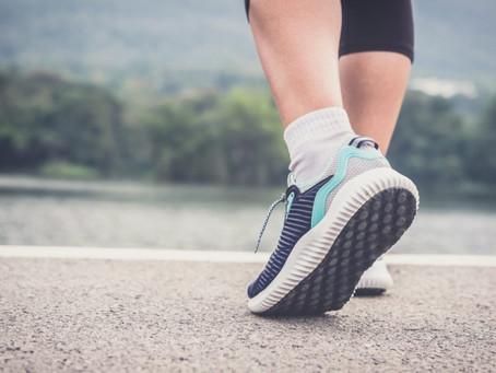 Prática de caminhada é a atividade física mais comum feita pelo brasileiro