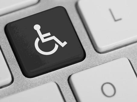 Menos de 1% dos sites brasileiros contam com acessibilidade digital