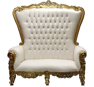 Throne Loveseat