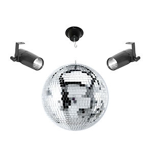 Disco Ball Package
