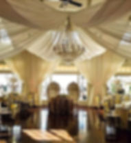Ceiling Drapes