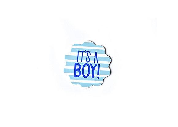It's a Boy Mini Attachment