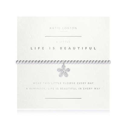 A Little Life is Beautiful Faceted