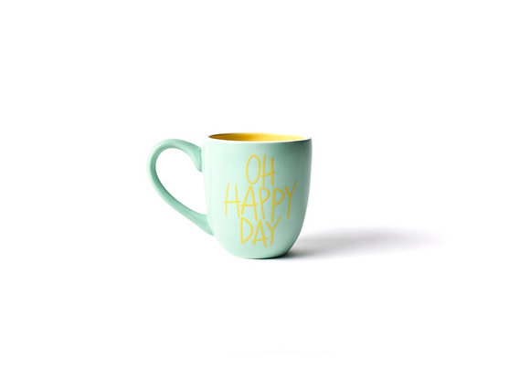 Happy Mug & 3 Packs of Coffee Set