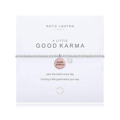 A Little Good Karma Bracelet