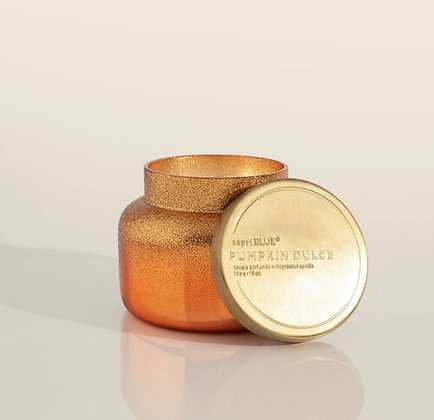 Pumpkin  Dulce Glam Petite Jar