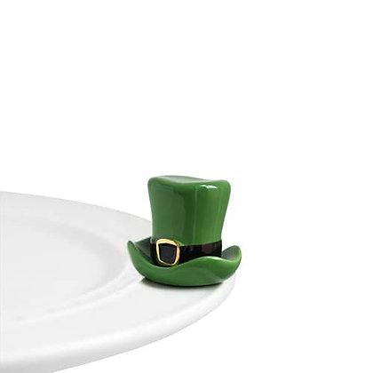 St Patricks Day Hat - Nora Fleming Mini