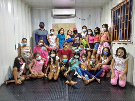 PAS inicia el trabajo presencial con niños, niñas y jóvenes en el Cesar y el sur de La Guajira