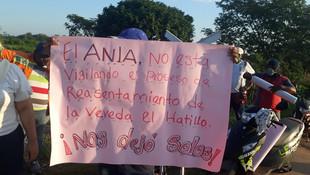 Comunicado: Comunidad El Hatillo se manifiesta ante incumplimientos del Plan de Reasentamiento