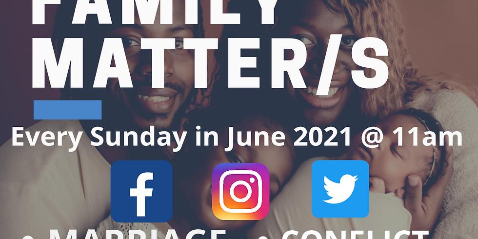 FAMILY MATTER/S (1)