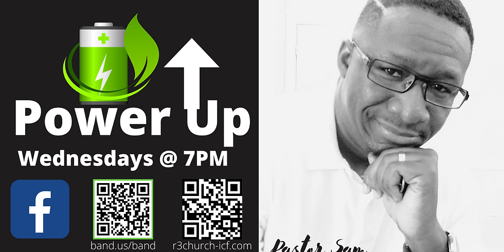 Power Up Wednesday