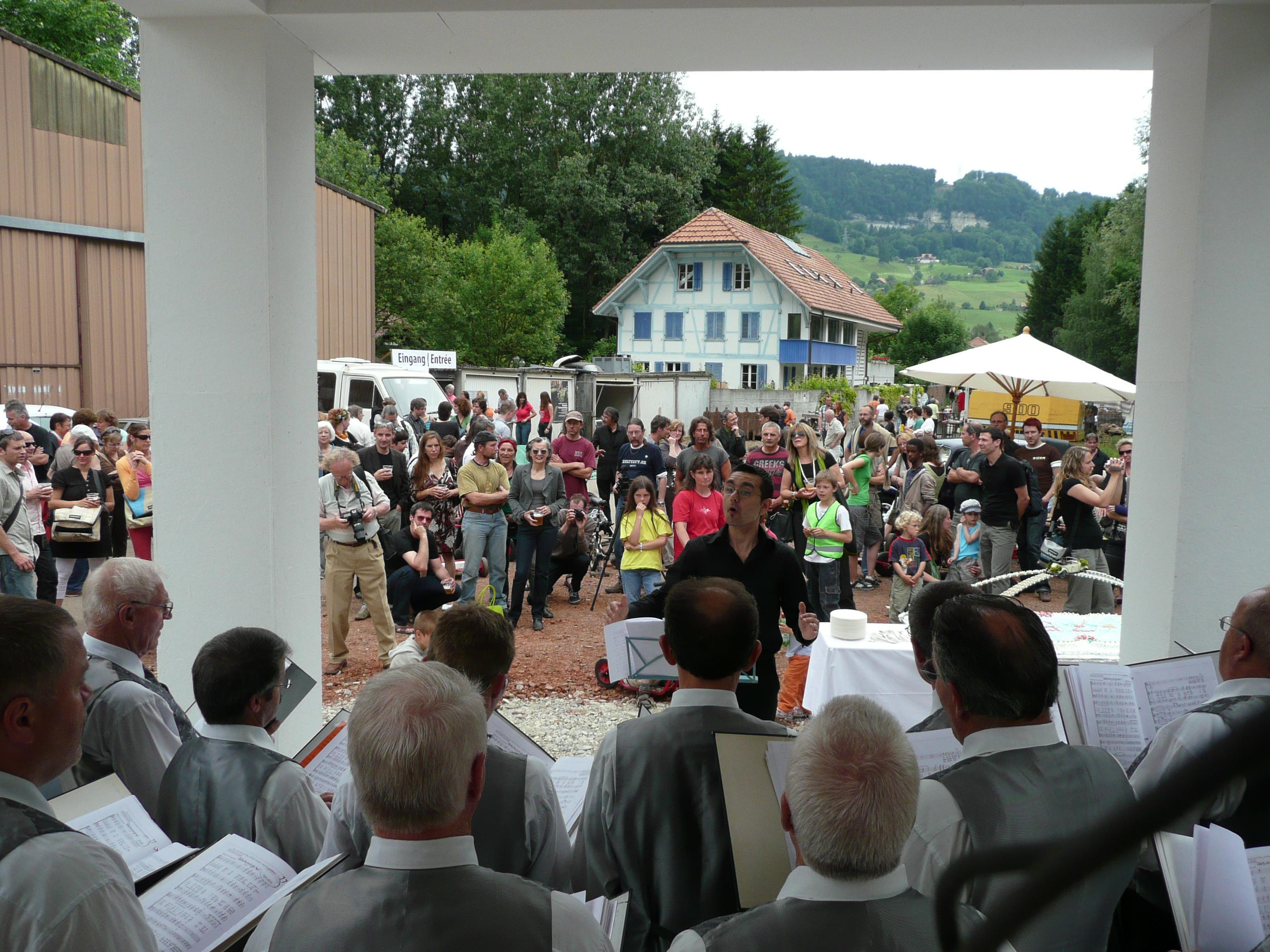 opening choir / CH