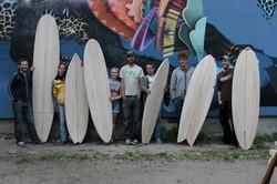 surf building workshop