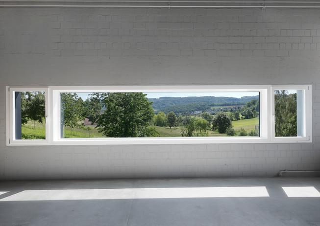 grosses Fenster Eventraum
