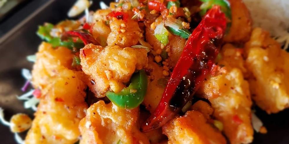Reverse Spirit Night at Zao's Chinese Kitchen