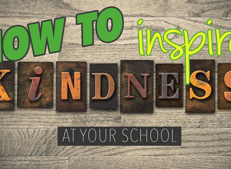 Think Kindness event this Friday!