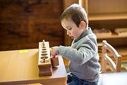 Sharon Montessori Cylinder Blocks