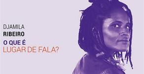 LUGAR DE FALA E REPRESENTATIVIDADE - por Jamile Santana