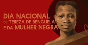 A Rainha, Tereza de  Benguela - por Cecília Peixoto