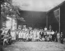 Summer Sunday Supper 1930