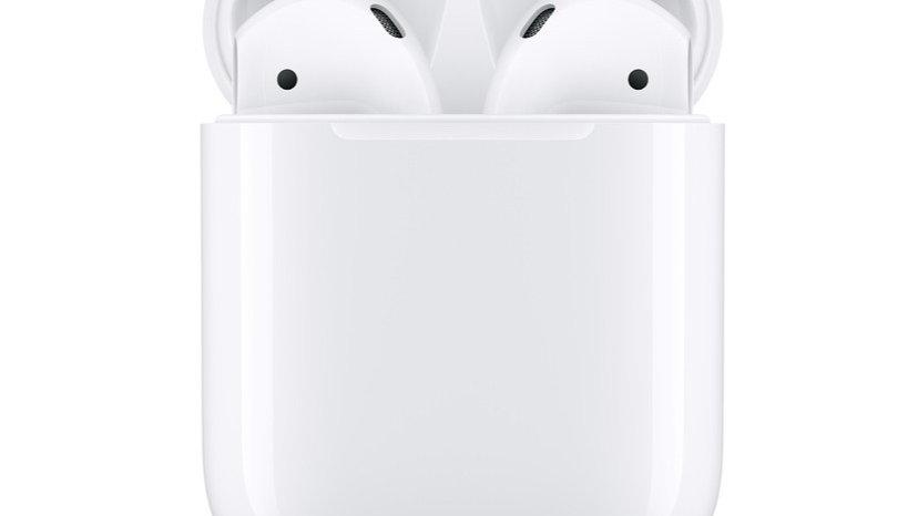 Apple AirPods 2nd Gen W/Charging Case
