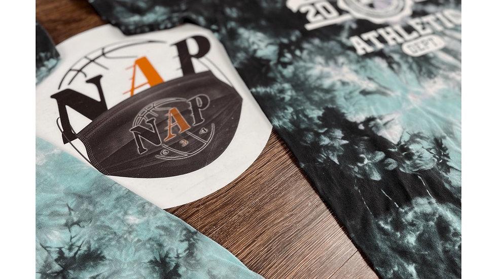 NAP Athletics Premium Tie Dye Tee