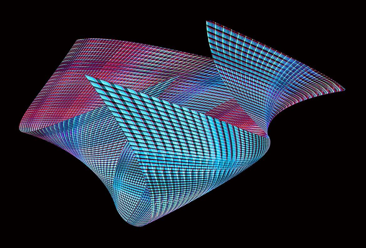 Jerome Kaye - Virtual Freeform Roch