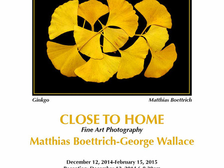 """""""Close to Home"""" - Gallery 96's inaugural opening a success"""