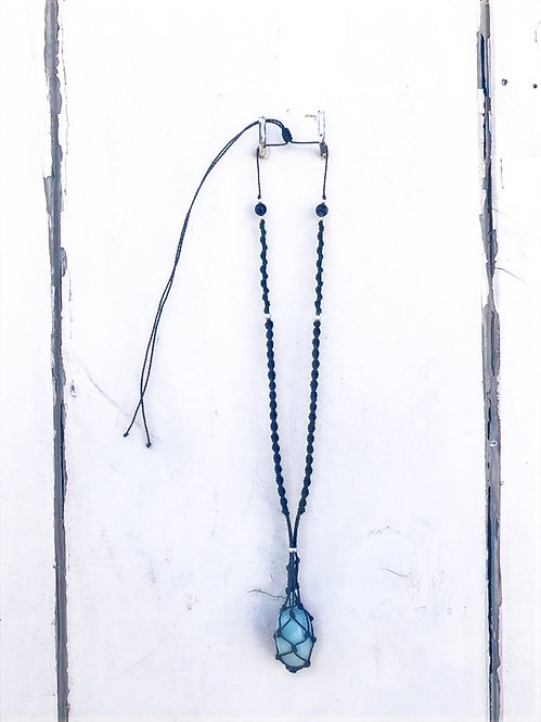 The Charcoal Necklace