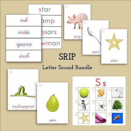 Language Bundle - Letters SRIP