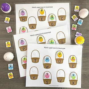 Tanya - Easter Busy Book 5 - Matty and M
