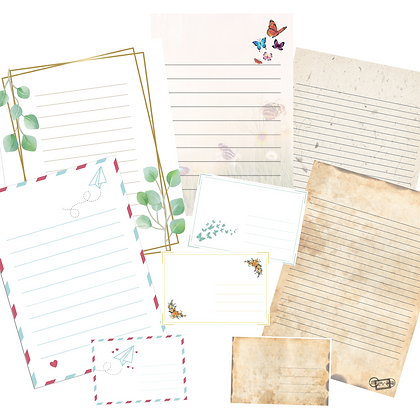 Letters Writing Pack- Montessori - Homeschooling - Writing Pack