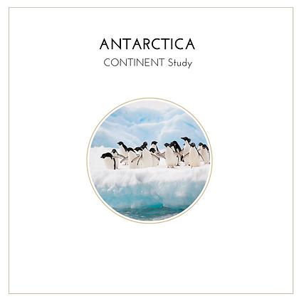 Antarctica Continent Study