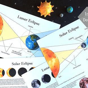 twig & moth - solar & lunar eclipses sch