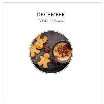 December Toddler Bundle