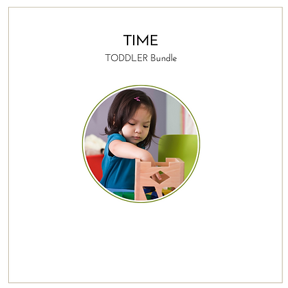 Time Toddler Bundle
